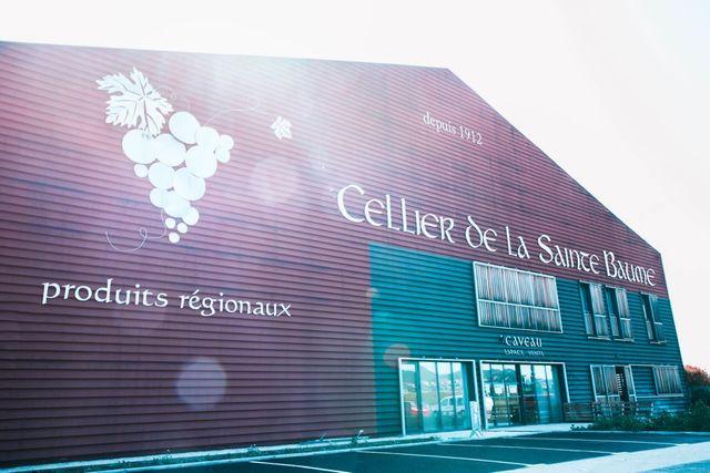 Cellier de la Sainte Baume - Saint Maximin la Sainte Baume