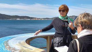 Entre plage et colline, balade de la Tour Royale au port Saint-Louis - Visite guidée