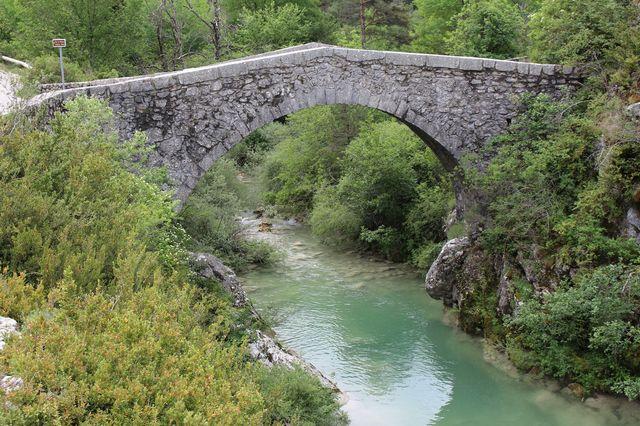 """Le Pont de la Serre dit """"Pont de Madame"""""""