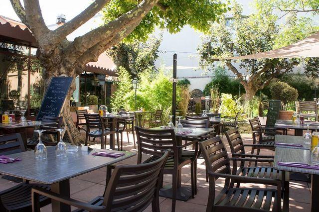 Restaurant Côté Jardin - Saint Maximin la Sainte Baume