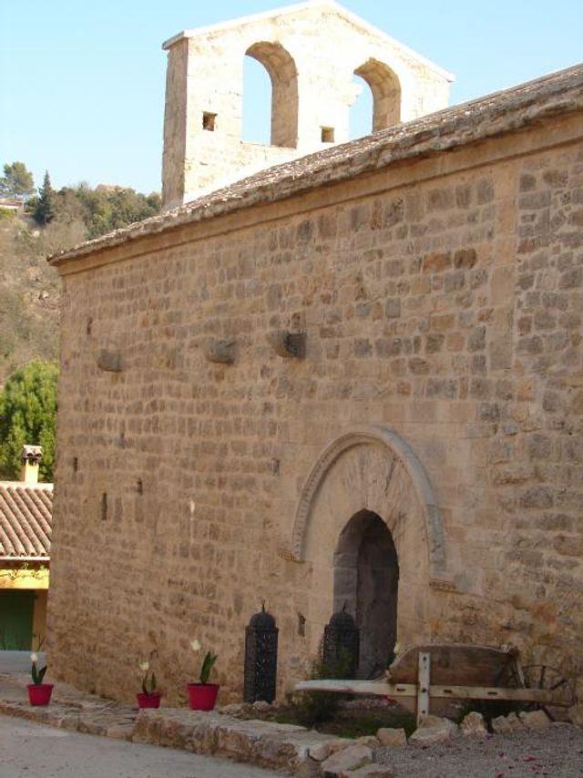 Chapelle Templière - Bras