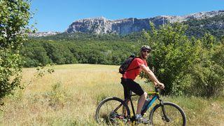 A la conquête de la Sainte-Baume à vélo