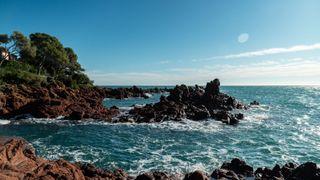 Hiking: Customs footpath (Coastal path) - Les Issambres