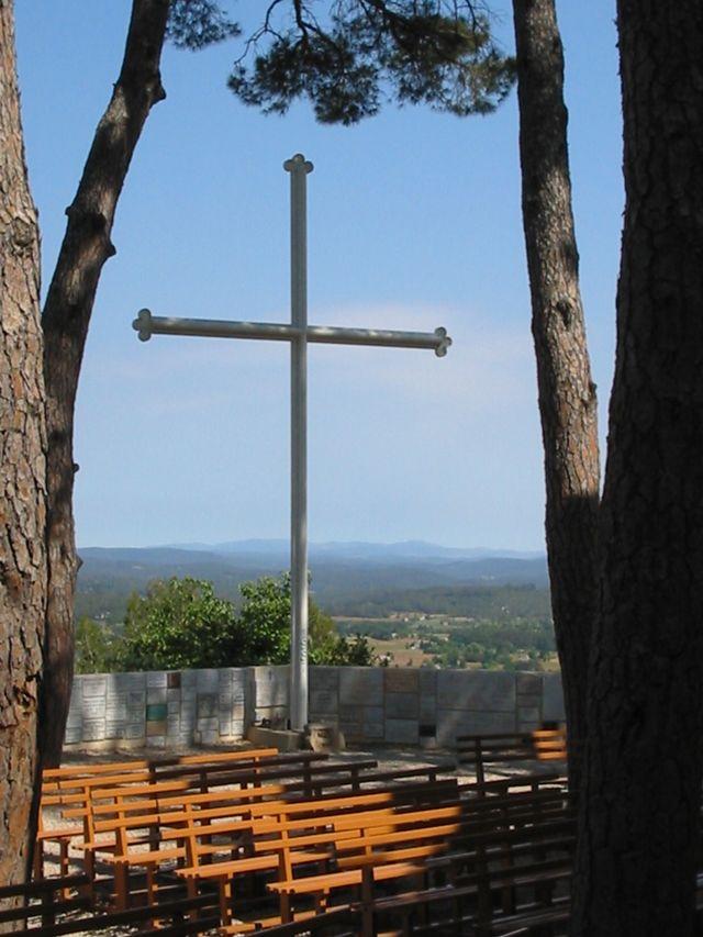 Sanctuaire Notre Dame de Grâces - Cotignac