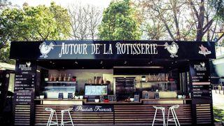 Black Poule restaurant