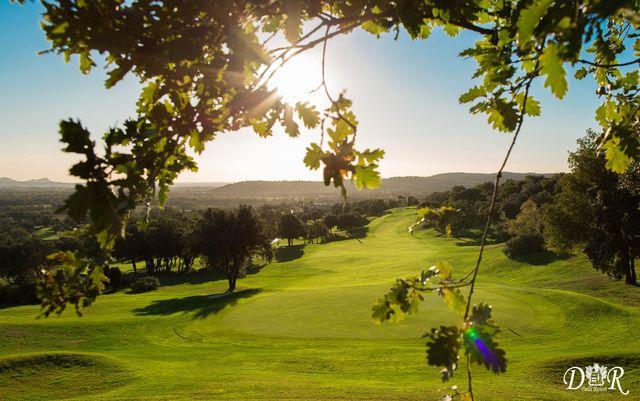 golf resort roquebrune