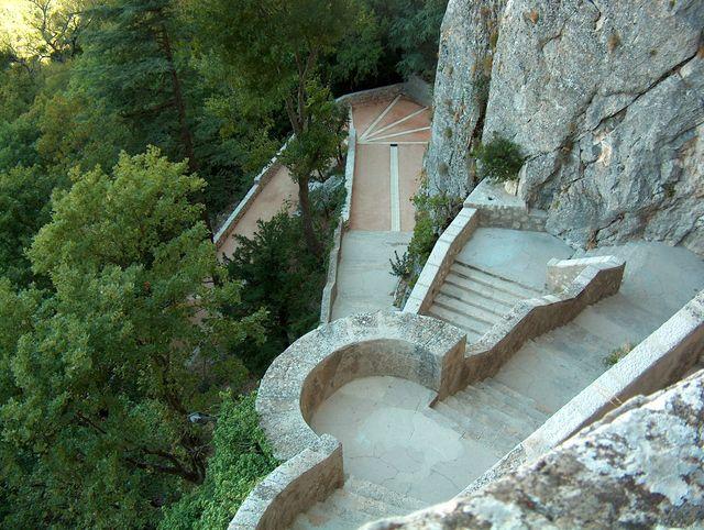 Grotte de Sainte Marie-Madeleine - Plan d'Aups Sainte Baume