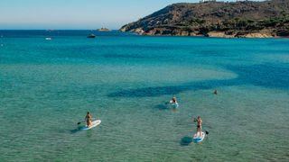 Pep's Spirit / Kayak, Paddle entre Cap Taillat, Cap Camarat et Cap Lardier