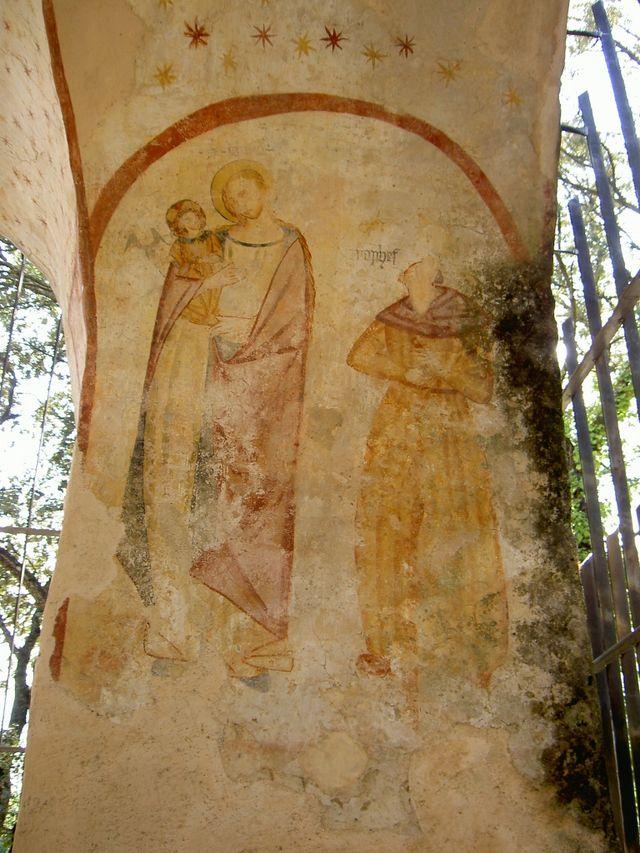 chapelle N.D de ben Va