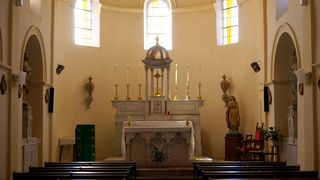 Eglise Sainte Marie du Thoronet