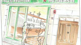 Bar des boulistes