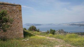 Fortin de  la Gavaresse: accès interdit au public