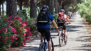 Parcours cyclable du littoral - V65 : Carqueiranne > Hyères