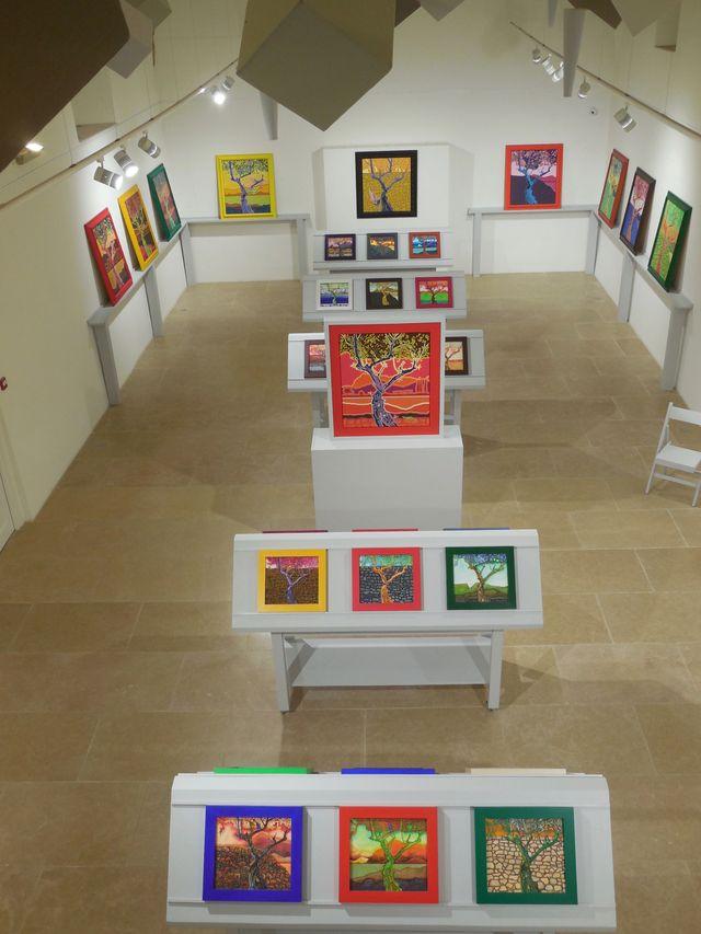 Centre d'Art La Falaise  Cotignac