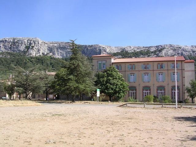 Hostellerie de la Sainte Baume (maison d'accueil religieuse) - Plan d'Aups Sainte Baume