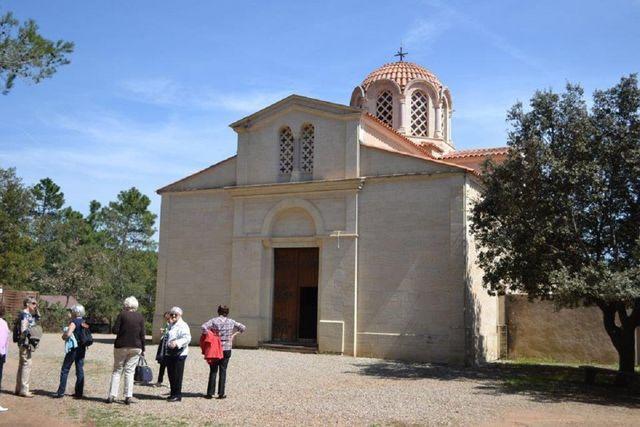Monastère Orthodoxe Saint Michel du Var