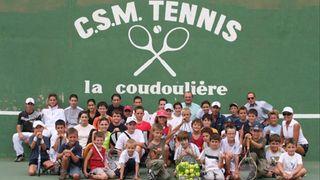 Csm tennis de la Coudoulière club formateur / Stages Cavalier Thomas