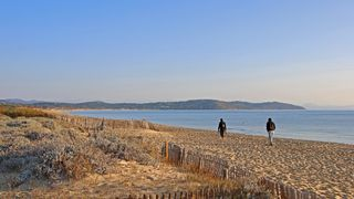"""Baie de Pampelonne"" - Sentier du littoral de Ramatuelle"