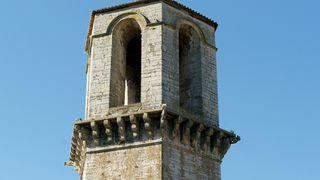 Ancienne église Notre Dame de Nazareth et sa tour hexagonale