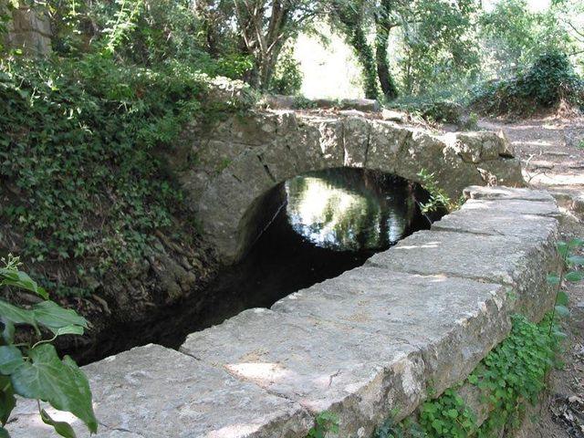Canal de Ste Croix - Le Thoronet