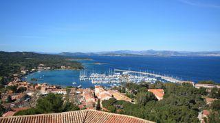 Port of Porquerolles
