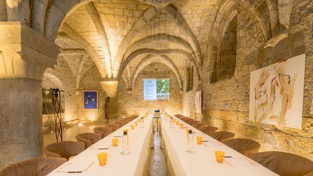 Hostellerie de l'Abbaye de La Celle
