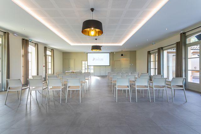 Salle de réception 2