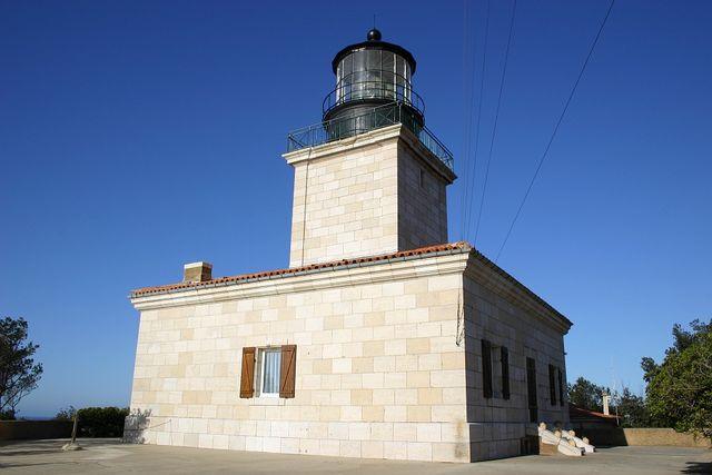 Le phare de Porquerolles