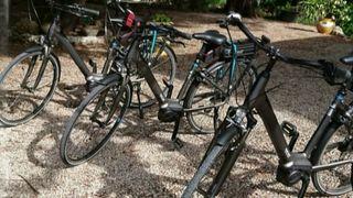 Itinéraire week-end randonnée vélo et vignes