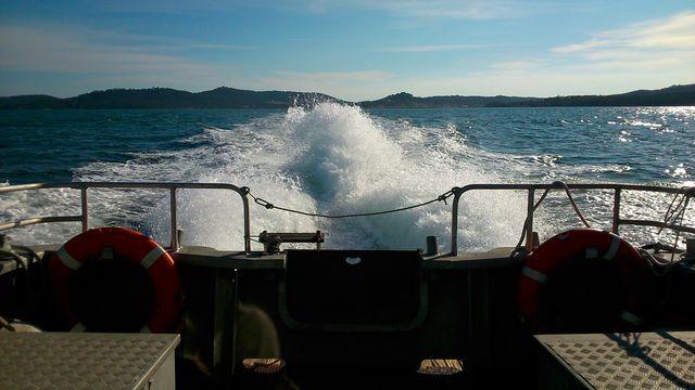 bateau taxi 24h/24h Porquerolles Parc National