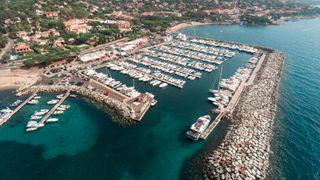 Port de San Peïre les Issambres