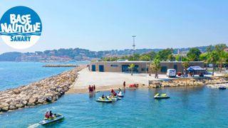 Base nautique de Sanary-sur-Mer