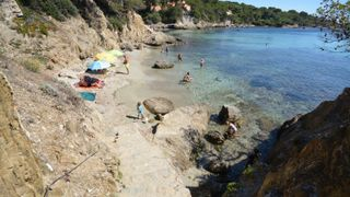 Bouvet Beach