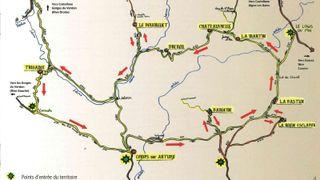 La Route de l'Histoire et des Légendes