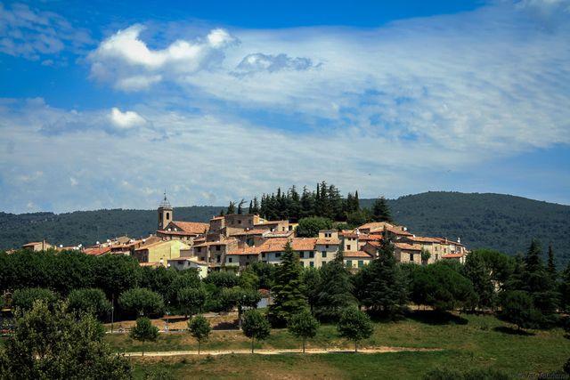 Le village d'Ampus