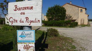 Gîte du Pagoulin - Mme Bonne