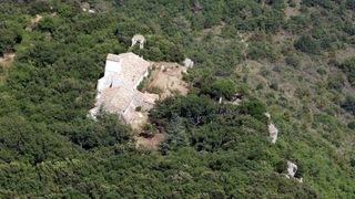 Barre de Saint Quinis, côté Camps La Source