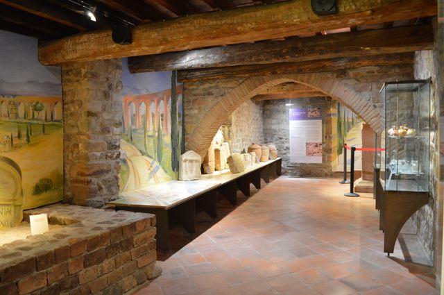 Musée archéologique de Fréjus