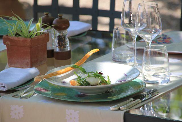 Restaurant Le Castellaras