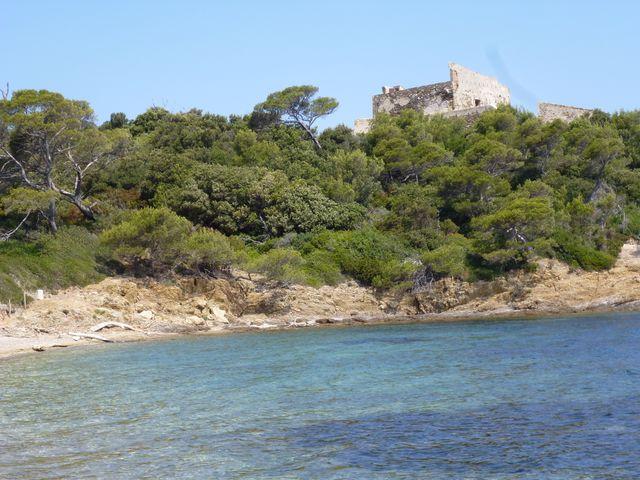 Fort de l'Alycastre Porquerolles