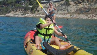 Kayaks, Stand Up paddles, Finboards vision and pedalos rental - Saint Cyr Kayak