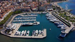 Le Vieux Port de Saint-Raphaël