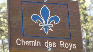 Chemin des Roys