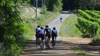 La Vigne à Vélo - Les Arcs - Draguignan