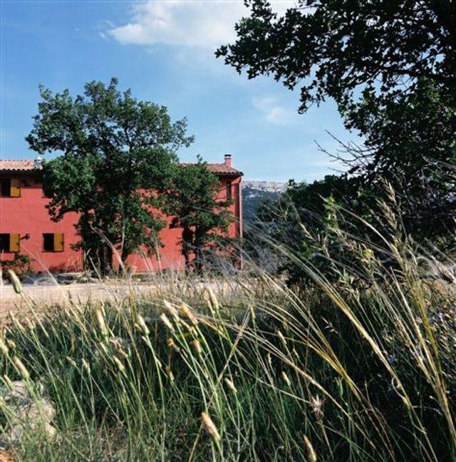 Maison Rouge - Plan d'Aups Sainte Baume