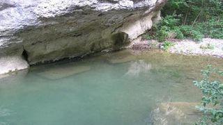 Gorges du Caramy, côté Tourves