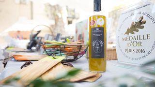 Visite guidée du vieux moulin à huile du Partégal dégustation des huiles et produits artisanaux