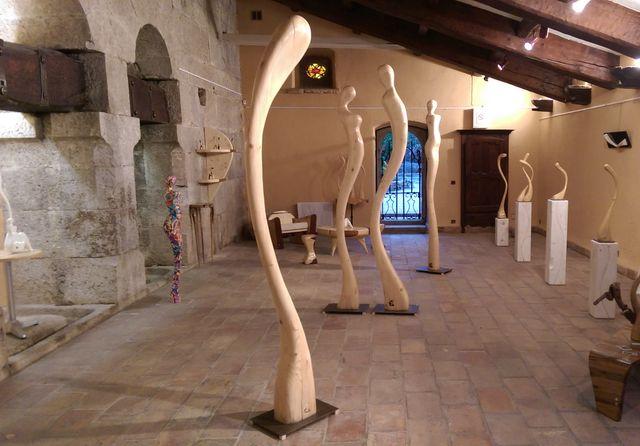 Sculpteur - Décorateur Alain Caruso