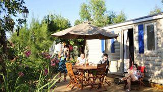 Parc et Plage campsite
