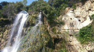 Cascade de Villecroze